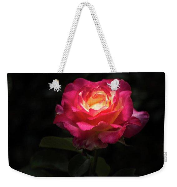 A Rose For Love Weekender Tote Bag