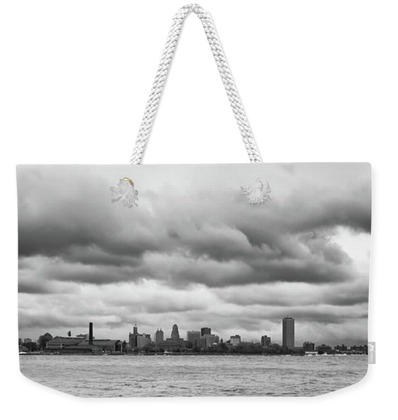 A Rotten Day In Buffalo  9230 Weekender Tote Bag