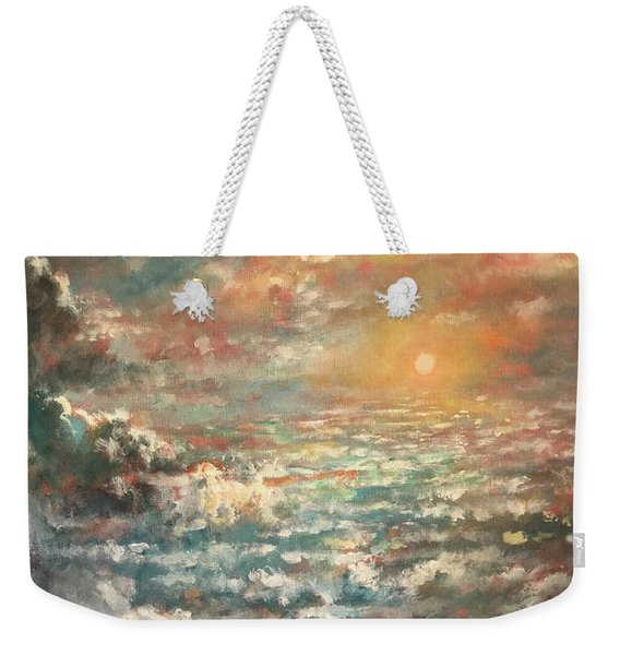 A Sea Of Clouds Weekender Tote Bag