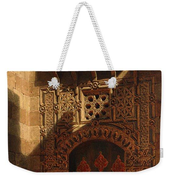 A Serenade In Cairo Weekender Tote Bag