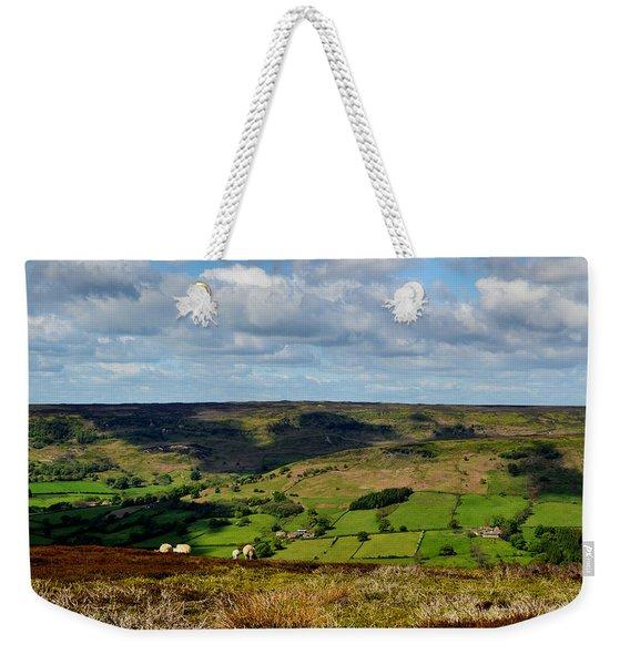 A Sheep's Life Weekender Tote Bag