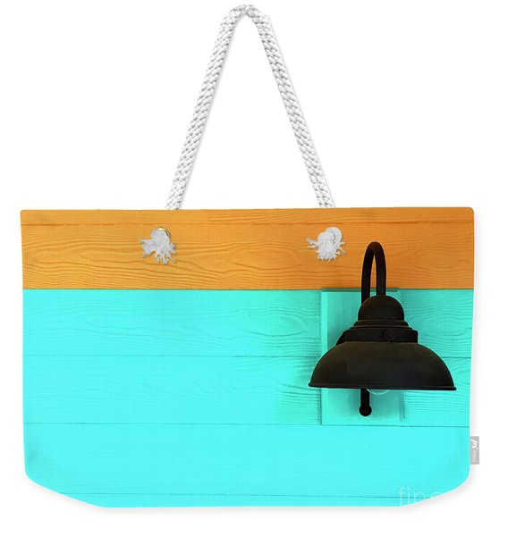A Solitary Light Weekender Tote Bag