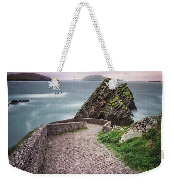 A Song For Ireland Weekender Tote Bag