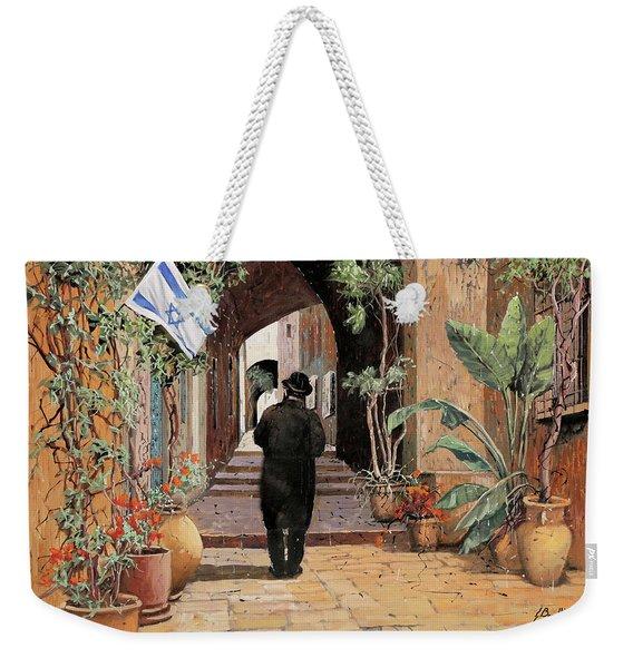 a spasso per Jaffa Weekender Tote Bag