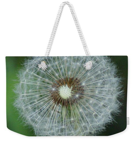 A Star Leaves Home Weekender Tote Bag