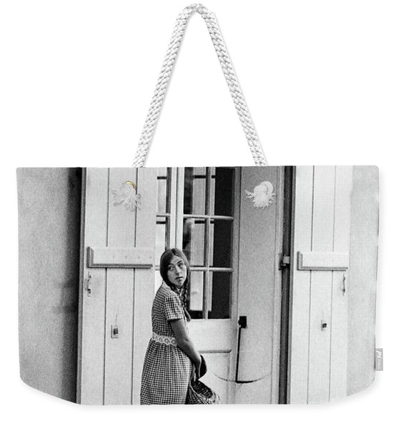 A Stroll In The French Quarter Weekender Tote Bag