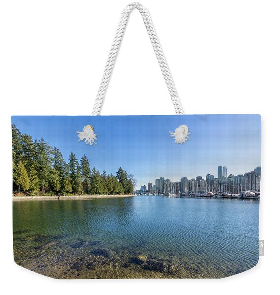 A Tale Of Two Cities Weekender Tote Bag