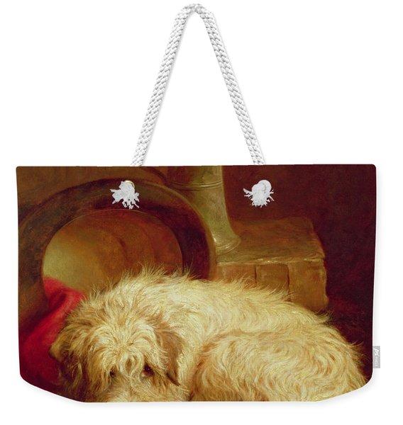 A Terrier Weekender Tote Bag