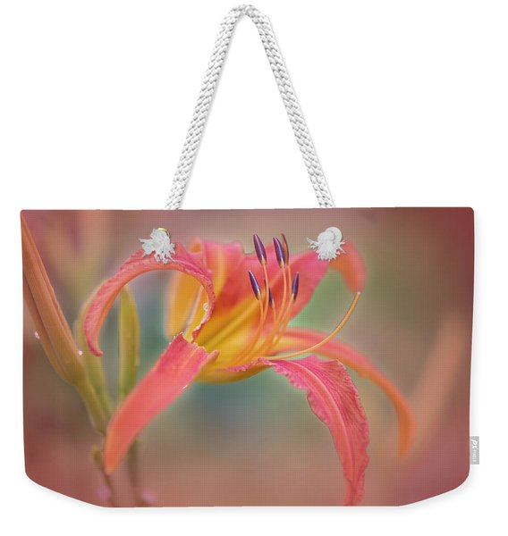 A Thing Of Beauty Lasts Only For A Day. Weekender Tote Bag