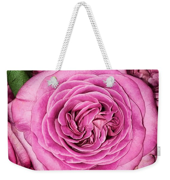 A Thousand Petals Weekender Tote Bag