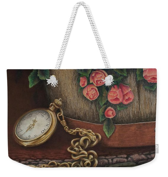 A Time Forgotten Weekender Tote Bag