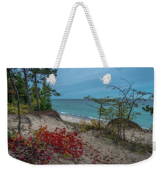 A Touch Of Color  Weekender Tote Bag