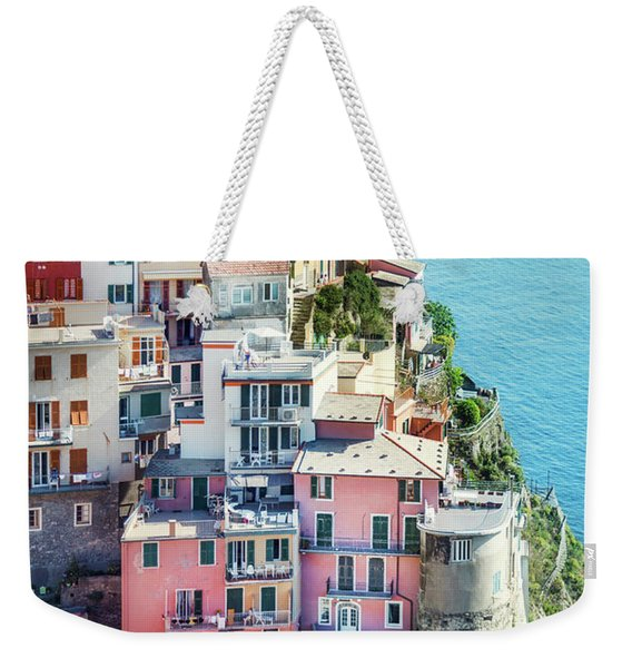 A Town Called Paradise Weekender Tote Bag