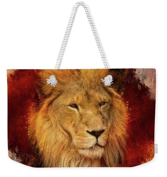 A Tribute To Asante Weekender Tote Bag