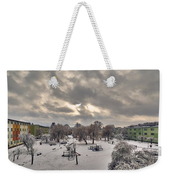 A Very Special Place Weekender Tote Bag