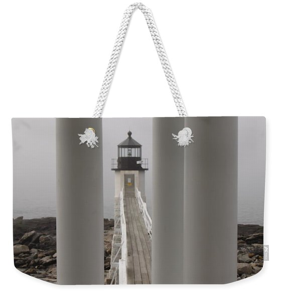 A View From The Porch Weekender Tote Bag