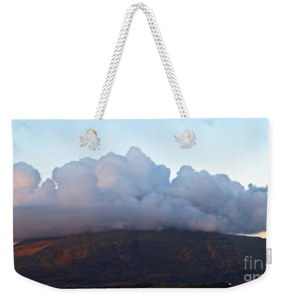 A View To Live For Weekender Tote Bag