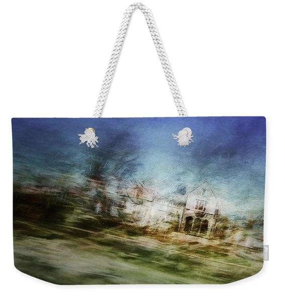 A Walk On The East Side Weekender Tote Bag