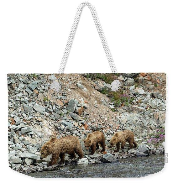 A Walk On The Wild Side Weekender Tote Bag