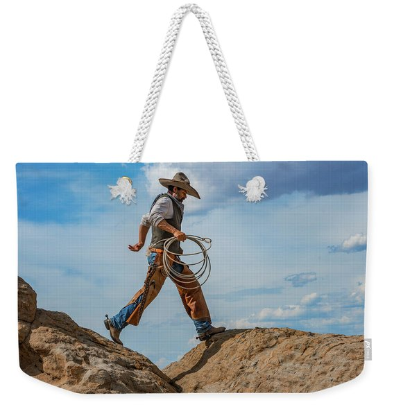 A Walk On The Wild Side Weekender Tote Bag