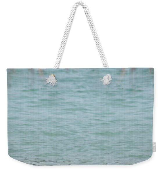 A Window With A View Weekender Tote Bag