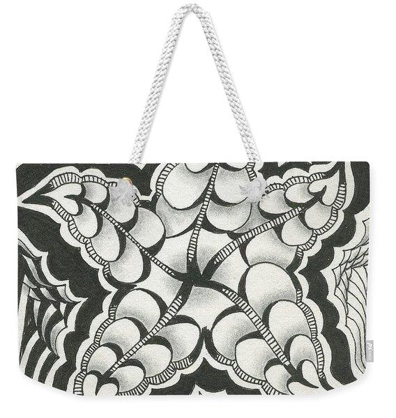 A Woman's Heart Weekender Tote Bag