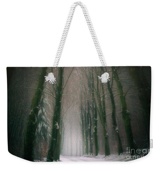 A Woodland Fantasy Weekender Tote Bag
