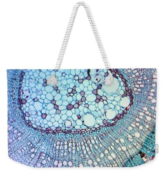 A Work Of Time Weekender Tote Bag
