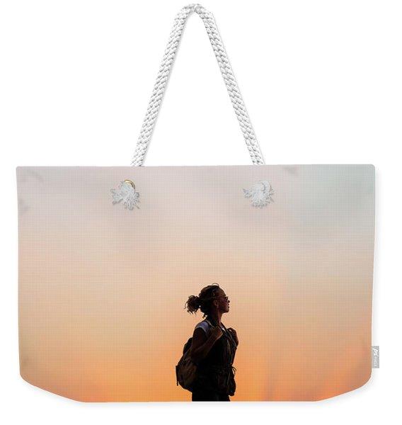 A World Of Adventure Weekender Tote Bag