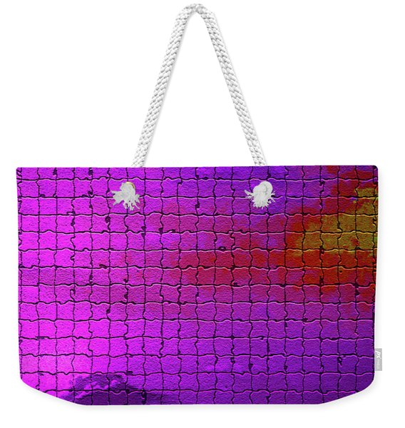A World Of Beautiful Colors Weekender Tote Bag