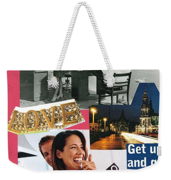 A World Of Love Weekender Tote Bag