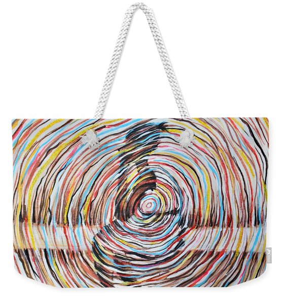 A World Of Thoughts Weekender Tote Bag