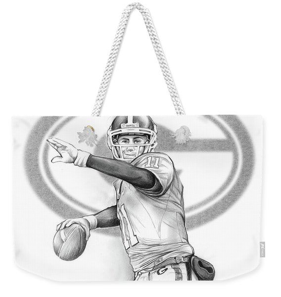 Aaron Murray Weekender Tote Bag