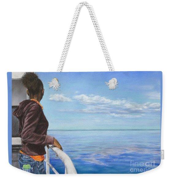 Abaco Dream Weekender Tote Bag