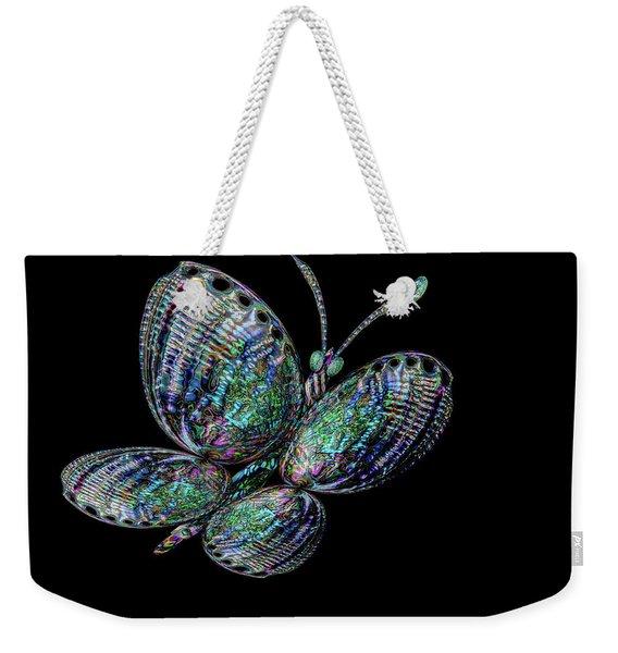 Abalonefly Weekender Tote Bag
