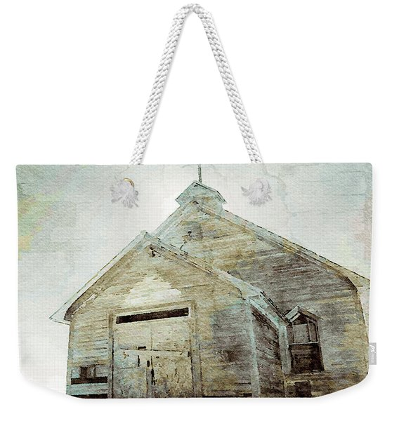 Abandoned Church 1 Weekender Tote Bag