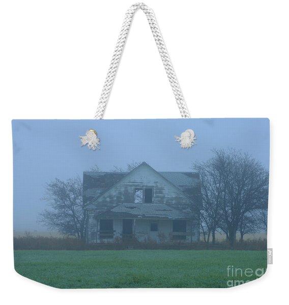 Abandoned In Oklahoma Weekender Tote Bag