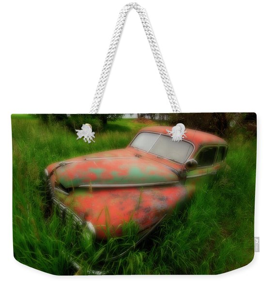 Abandoned In The Palouse Weekender Tote Bag