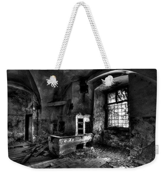 Abandoned Kitchen Weekender Tote Bag