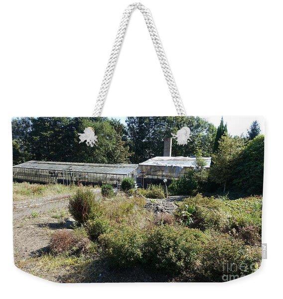 Abanoned Old Horticulture Weekender Tote Bag
