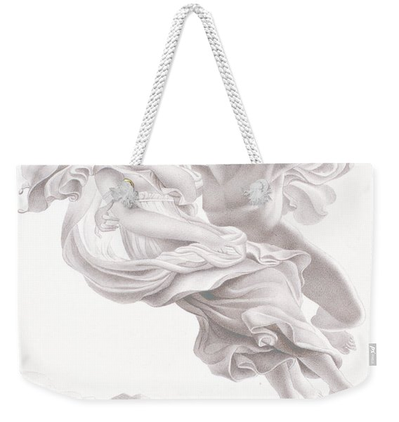 Abduction Of Psyche Weekender Tote Bag