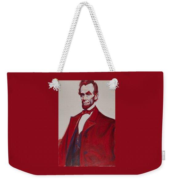 Abe Weekender Tote Bag