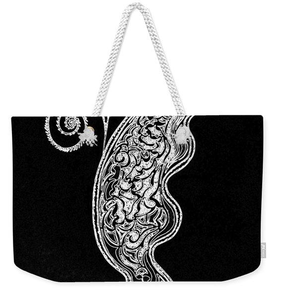 About Night Weekender Tote Bag