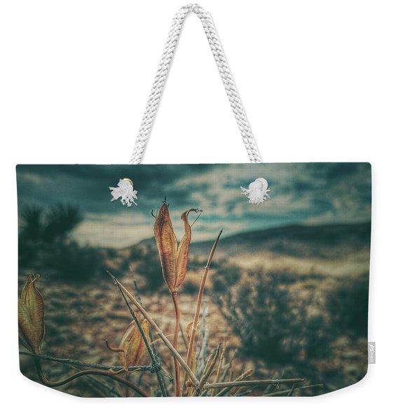 Remain Weekender Tote Bag