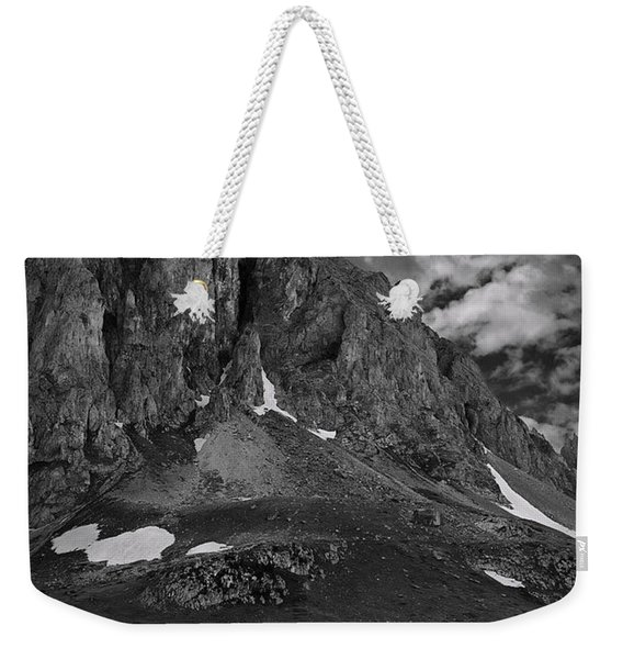 Above The Claree Valley Weekender Tote Bag