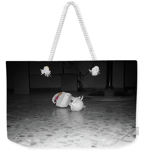 Absence Weekender Tote Bag