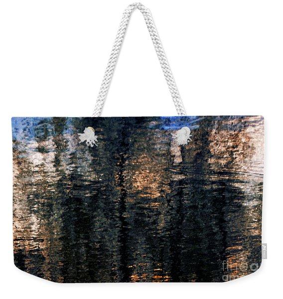 Abstract 1050 Weekender Tote Bag