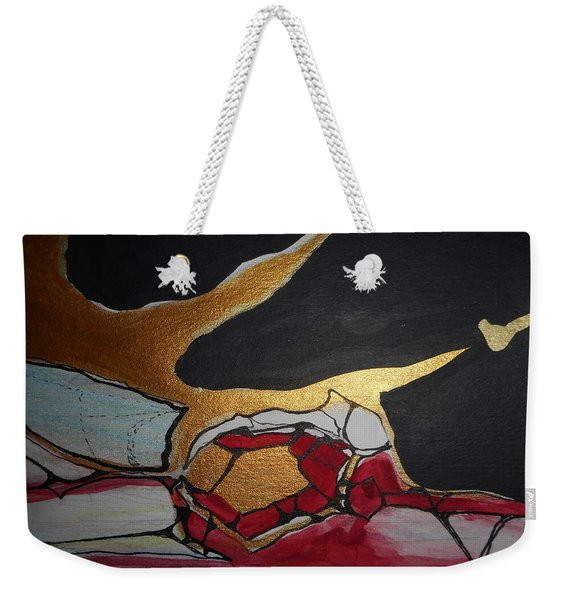 Abstract-11 Weekender Tote Bag