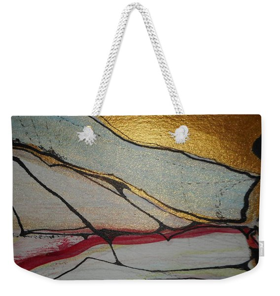 Abstract-12 Weekender Tote Bag