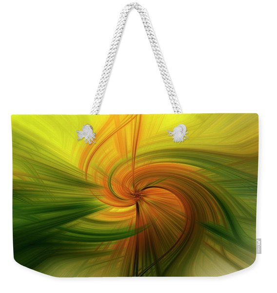 Abstract 12 Weekender Tote Bag